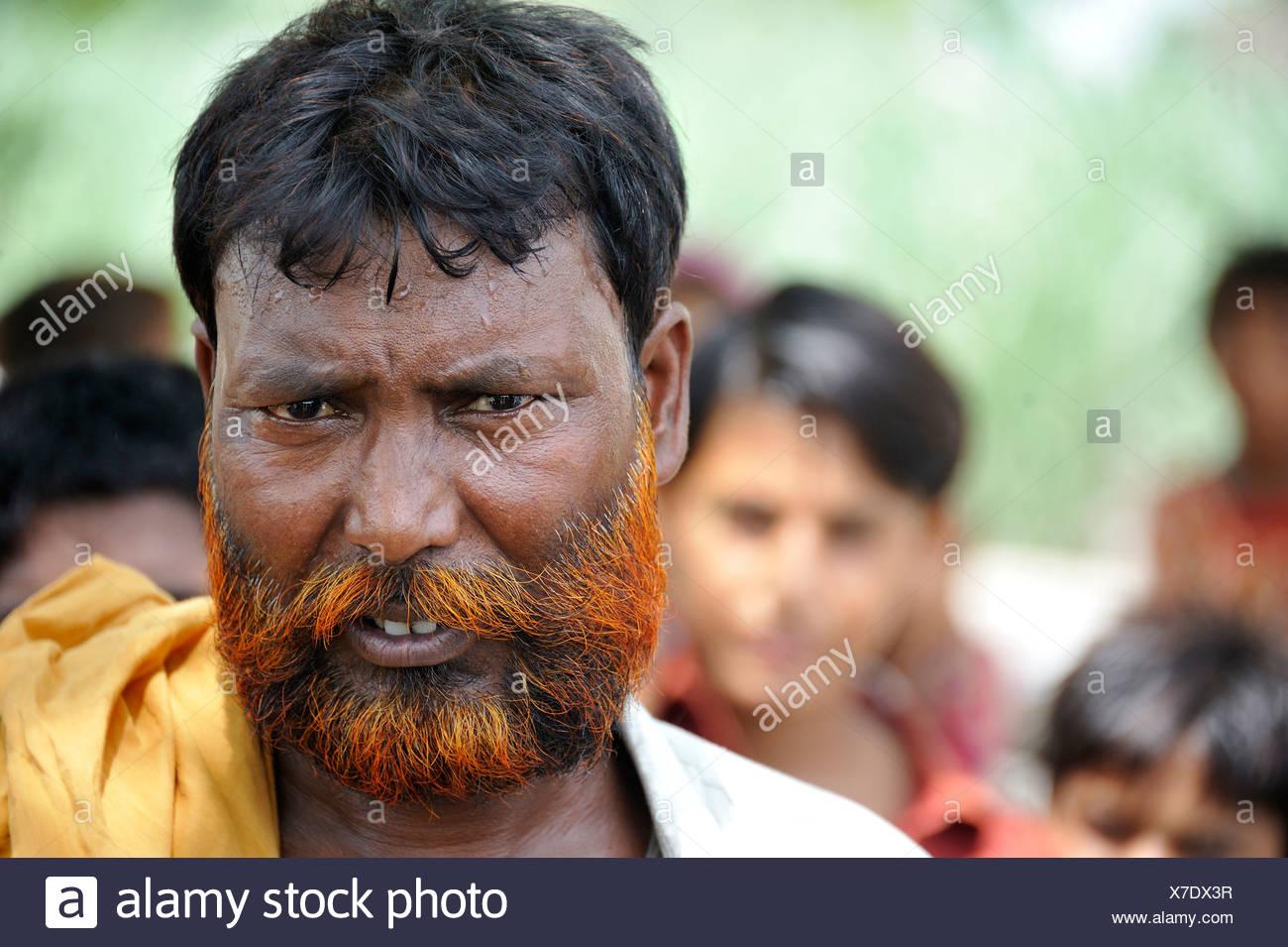 Henna Beard Stock Photos Henna Beard Stock Images Alamy