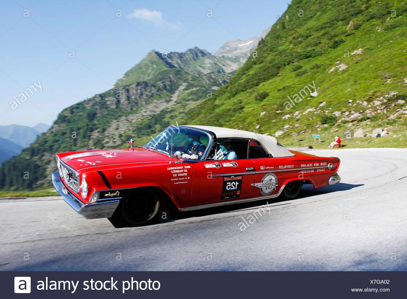 Chrysler 300 Built In 1962 Soelkpass Ennstal Classic 2010 Vintage