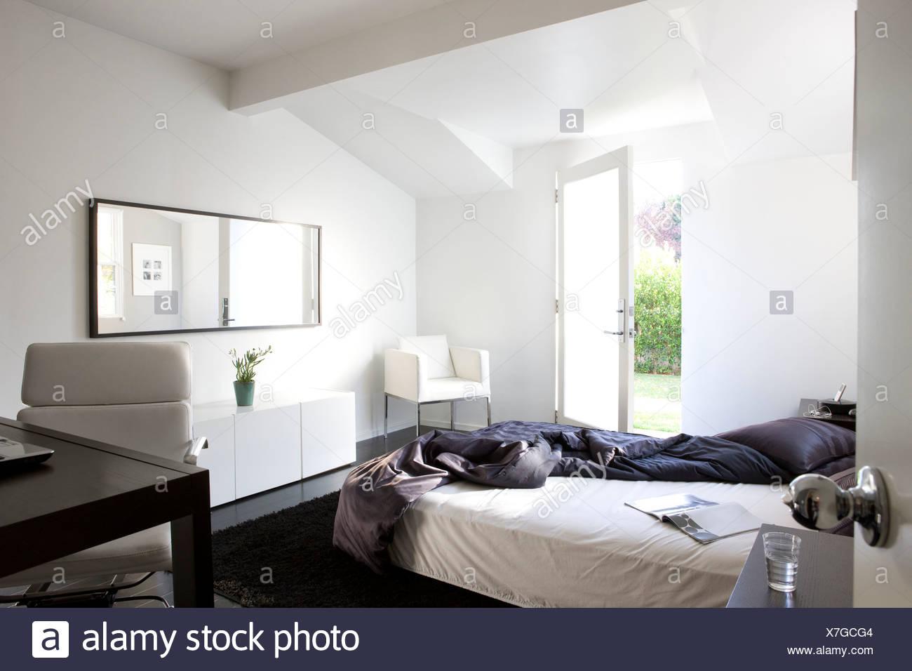 Messy modern bedroom Stock Photo: 280029572 - Alamy