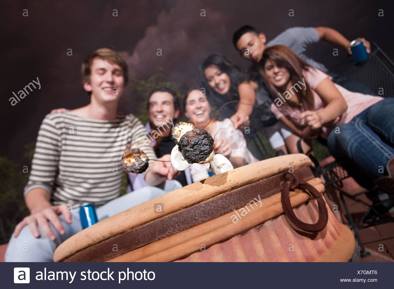 brother blur bonds - Stock Image