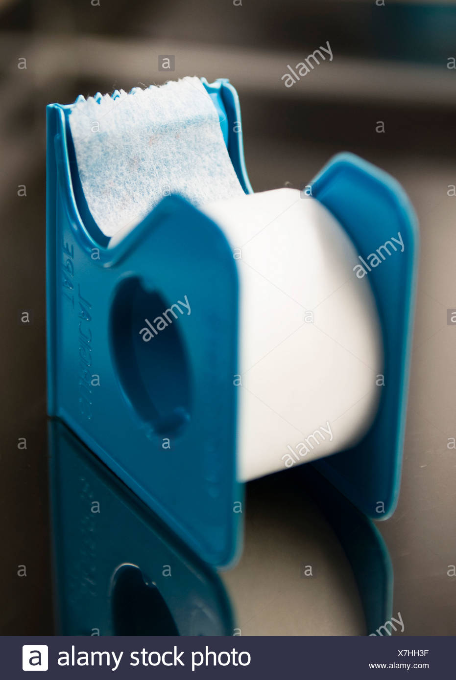 Surgical tape - Stock Image