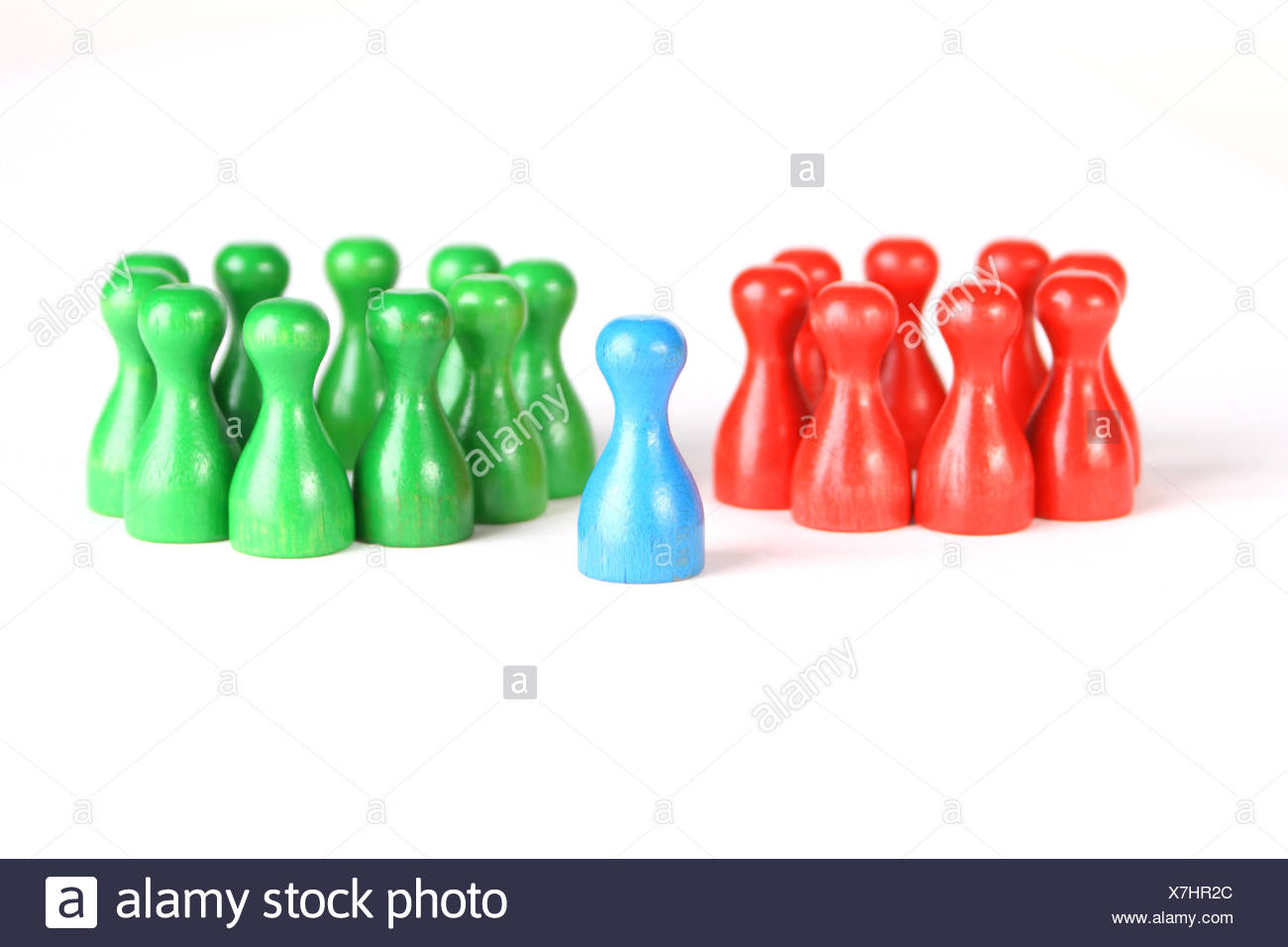 single abstract different - Stock Image