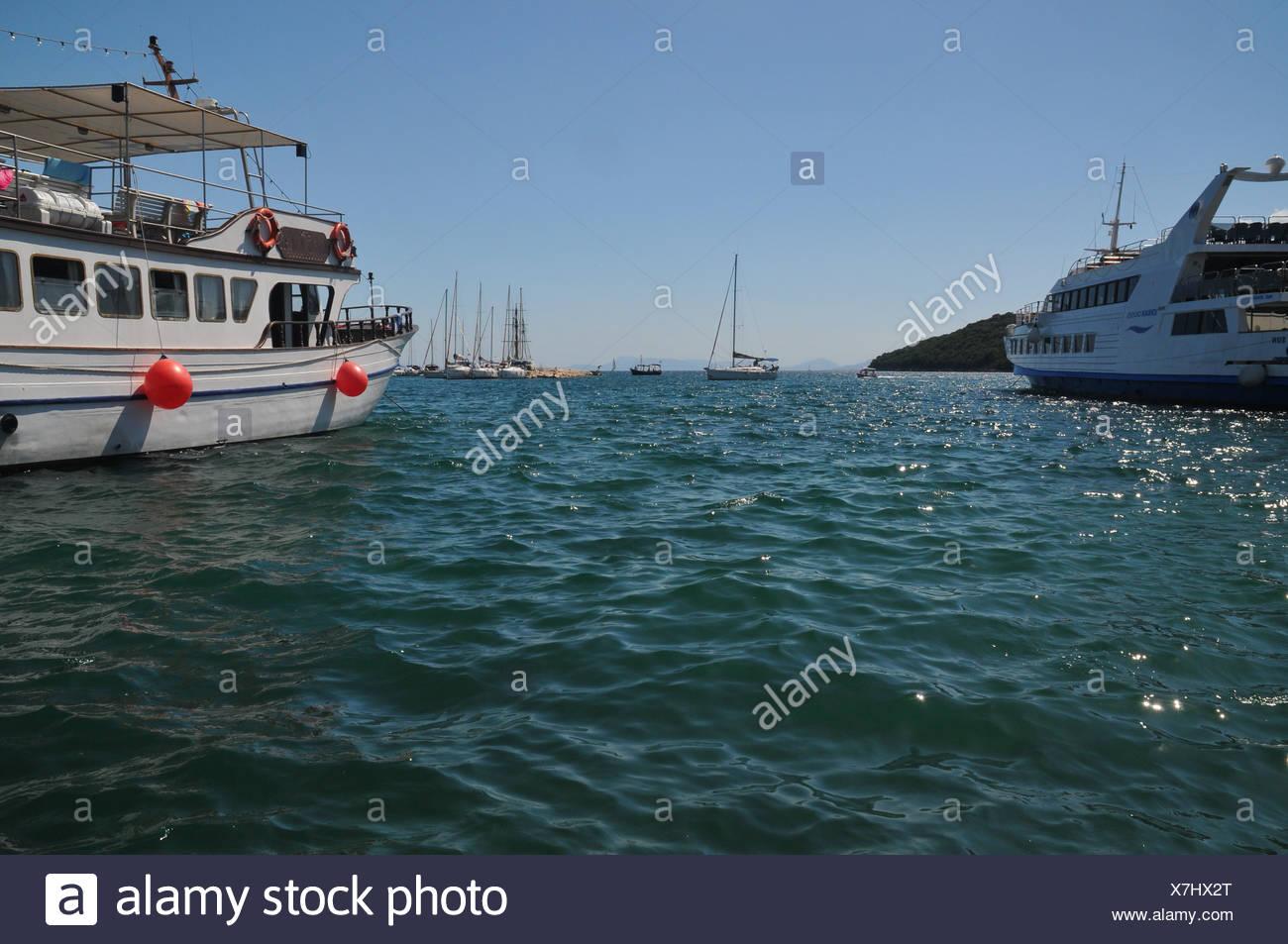 Korfu, Greece - Stock Image