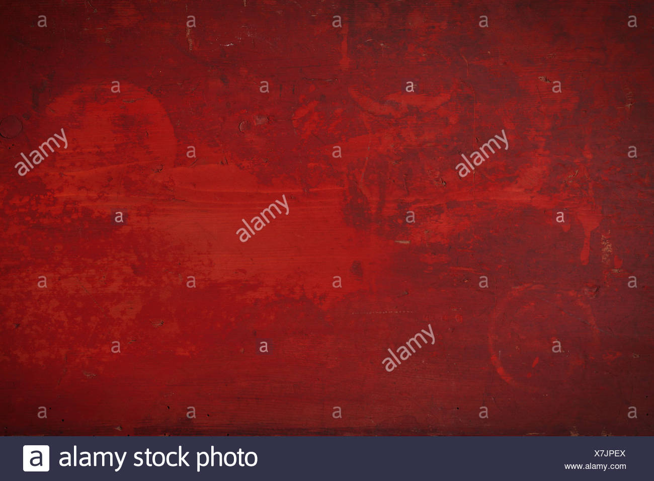 textured red grunge background. - Stock Image