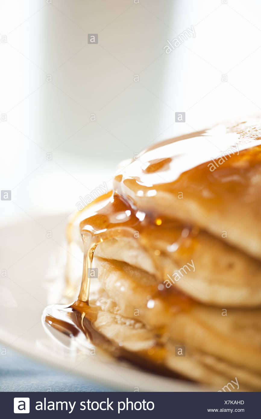 Dessert - Stock Image
