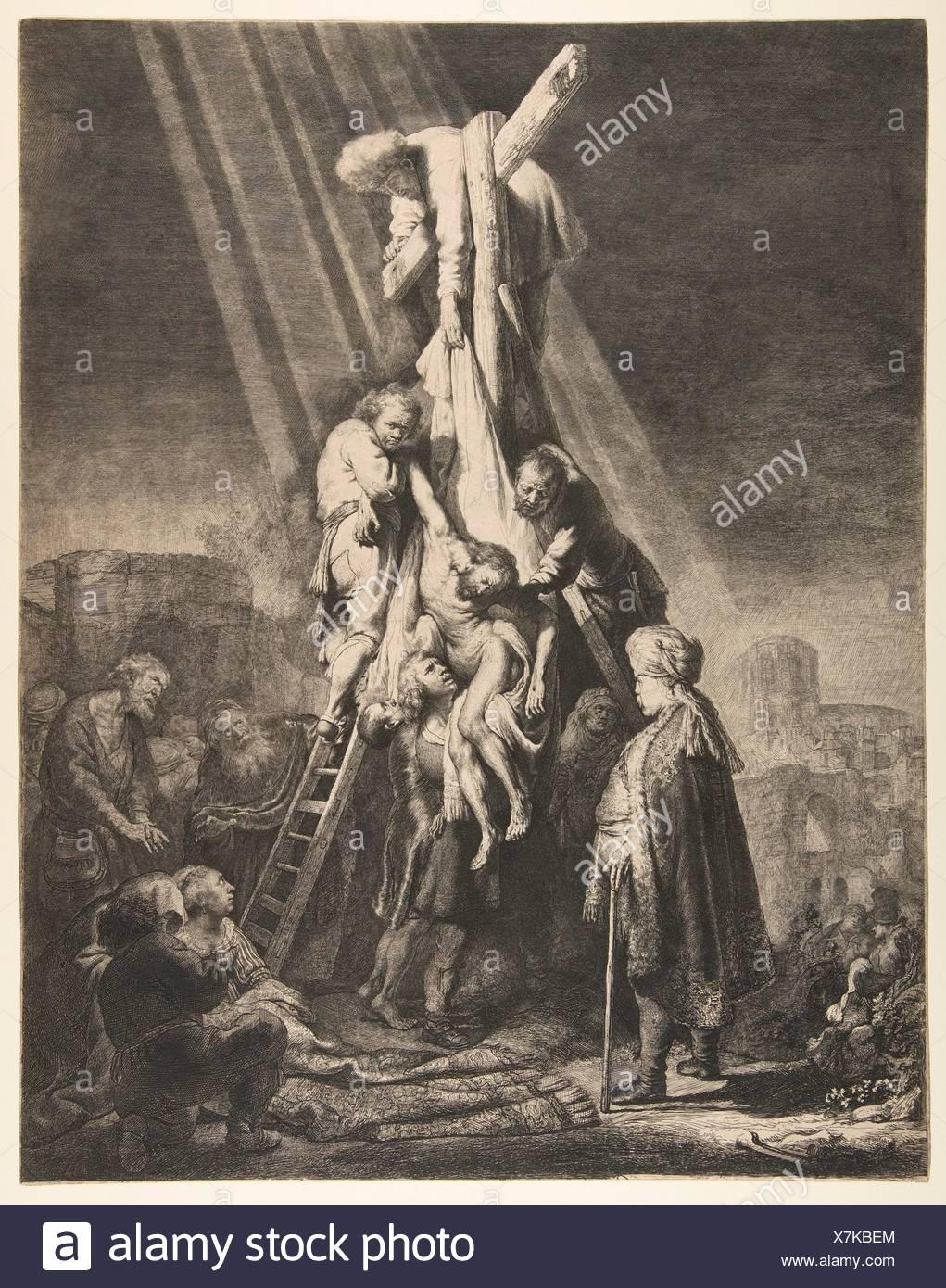 Artist: Rembrandt (Rembrandt van Rijn) (Dutch, Leiden 1606-1669 Amsterdam);  Date: 1633; Medium: Etching and burin;