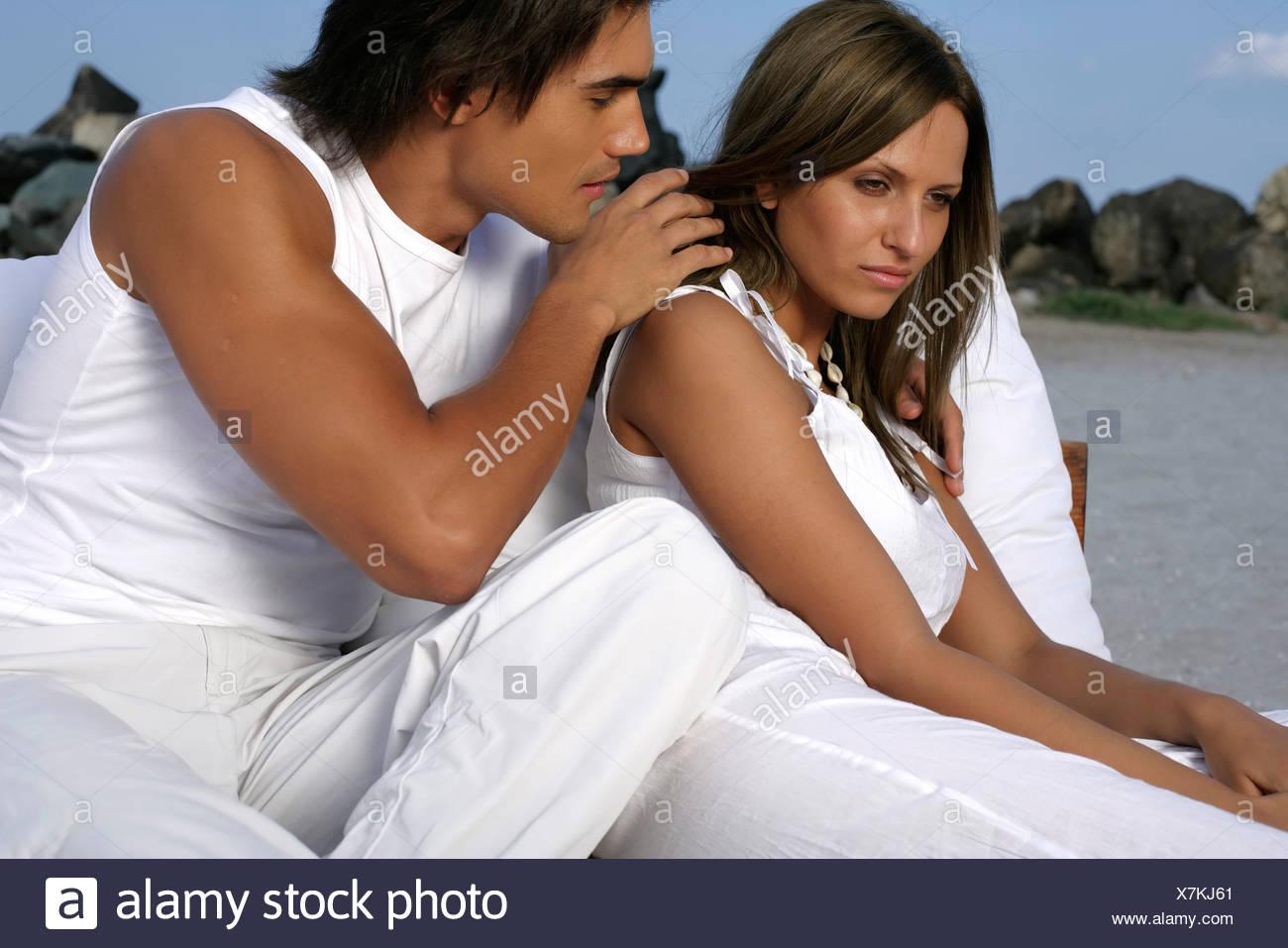 Exact Black men fondling white women