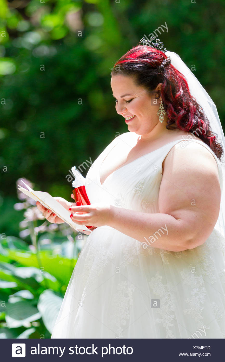 Fat Bride Stock Photos Fat Bride Stock Images Alamy