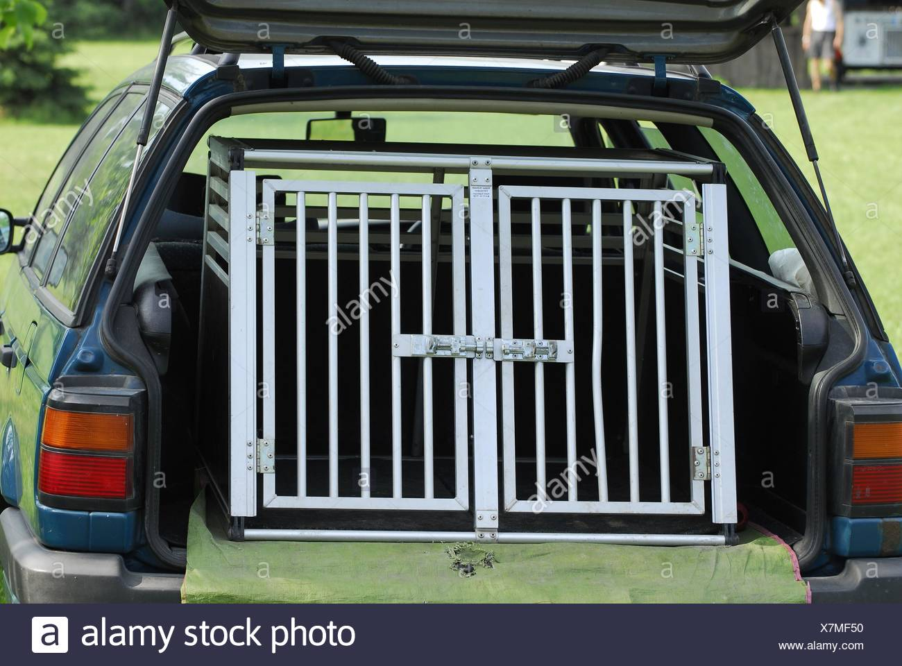 cage - Stock Image