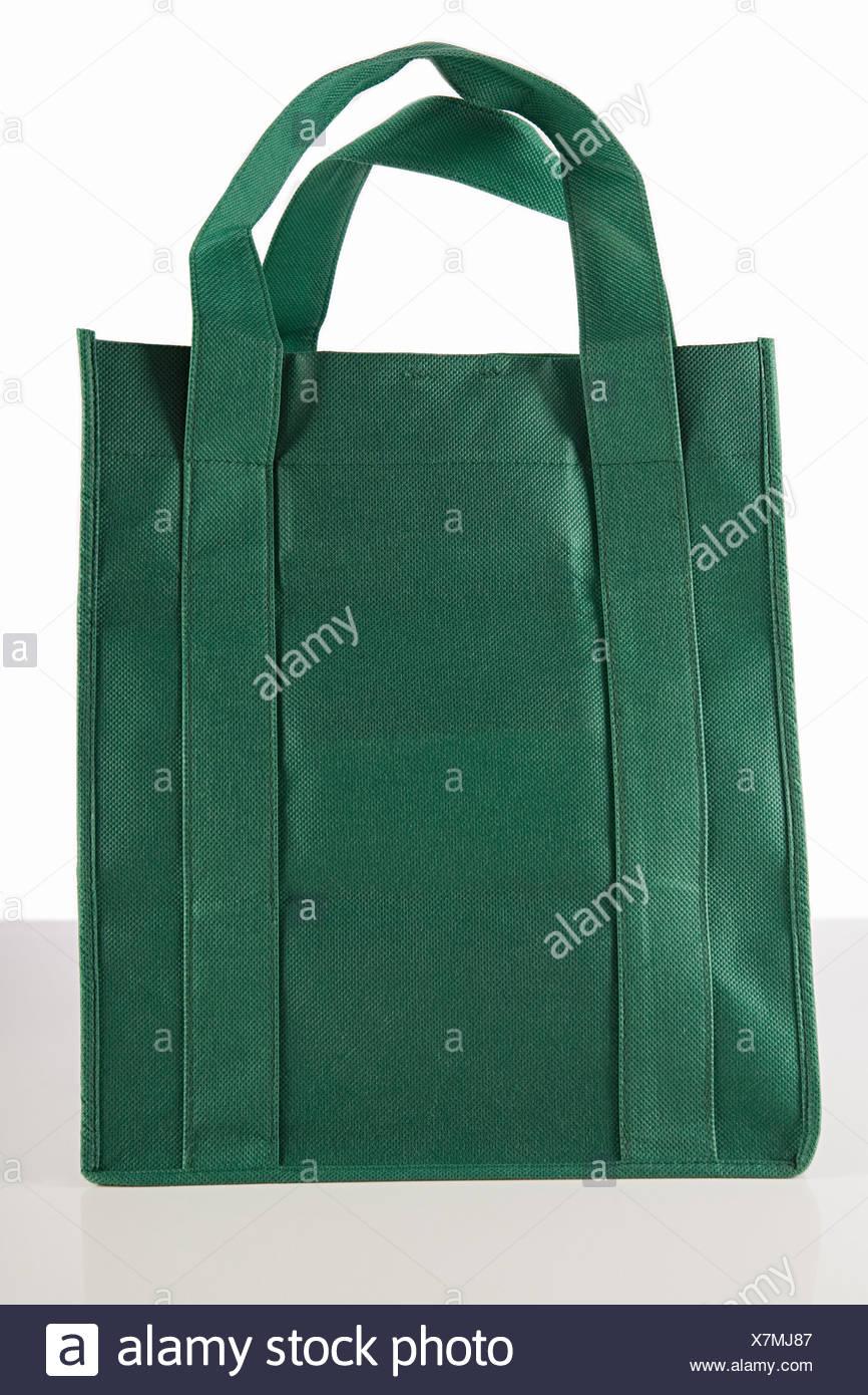 Reusable bag - Stock Image