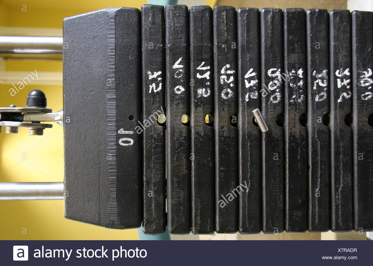 weights 1 - Stock Image