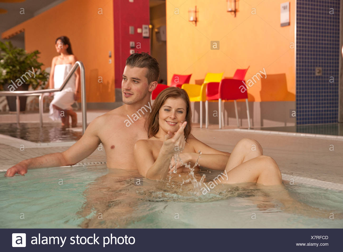 Opinion you couple gallery sport tgp water