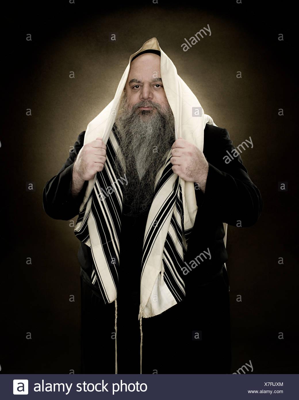 Prayer Shawl Stock Photos & Prayer Shawl Stock Images - Alamy