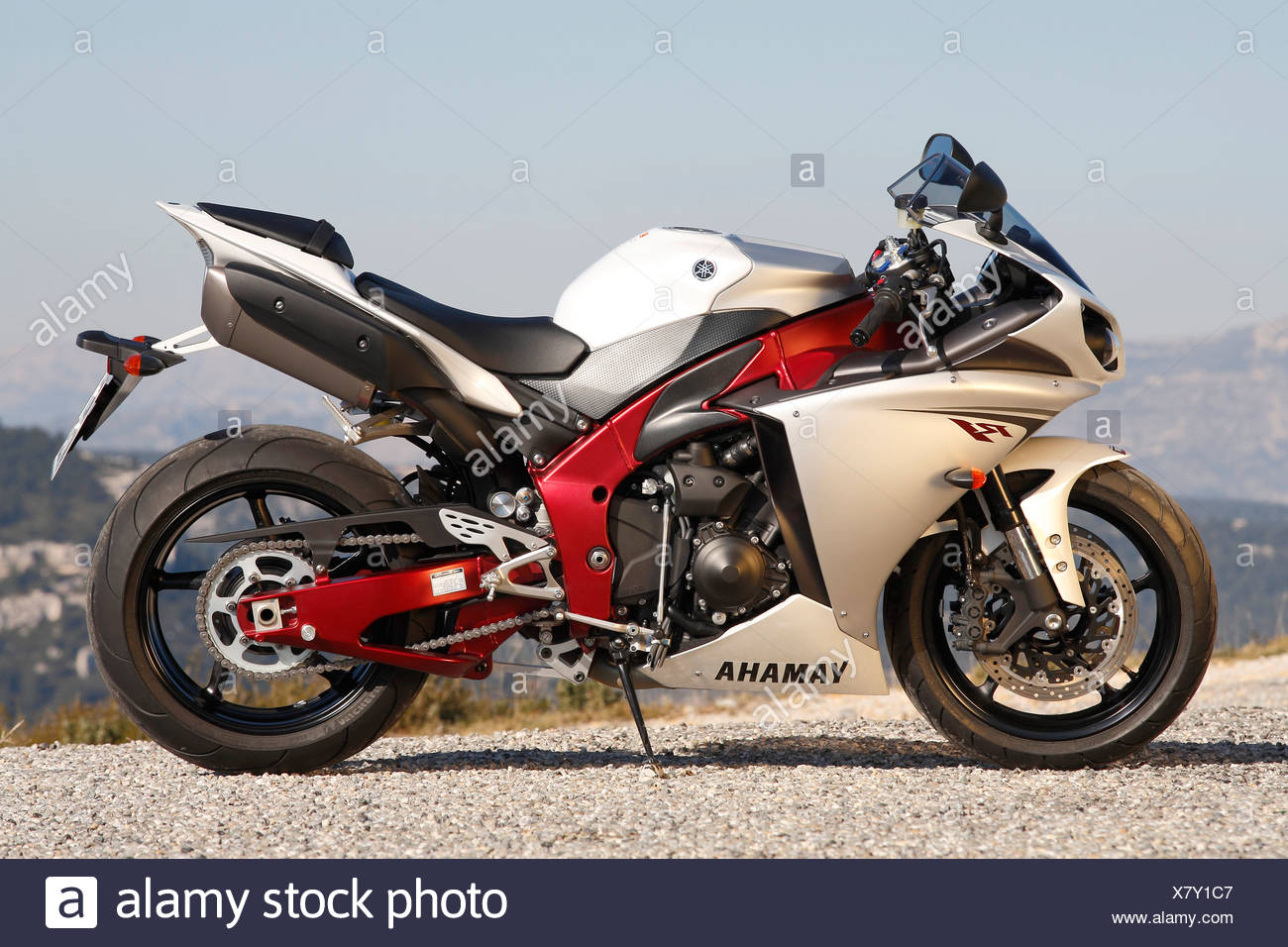 Yamaha YZF R1, motorcycle Stock Photo: 280262311 - Alamy