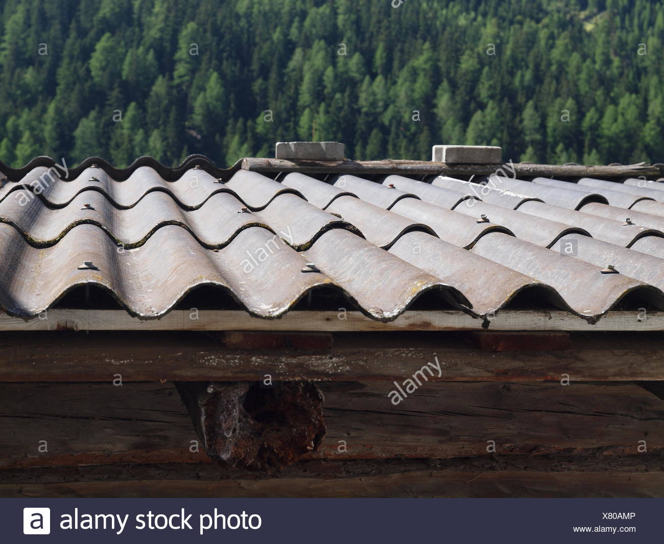 Asbestplatten Stock Photos Asbestplatten Stock Images Alamy