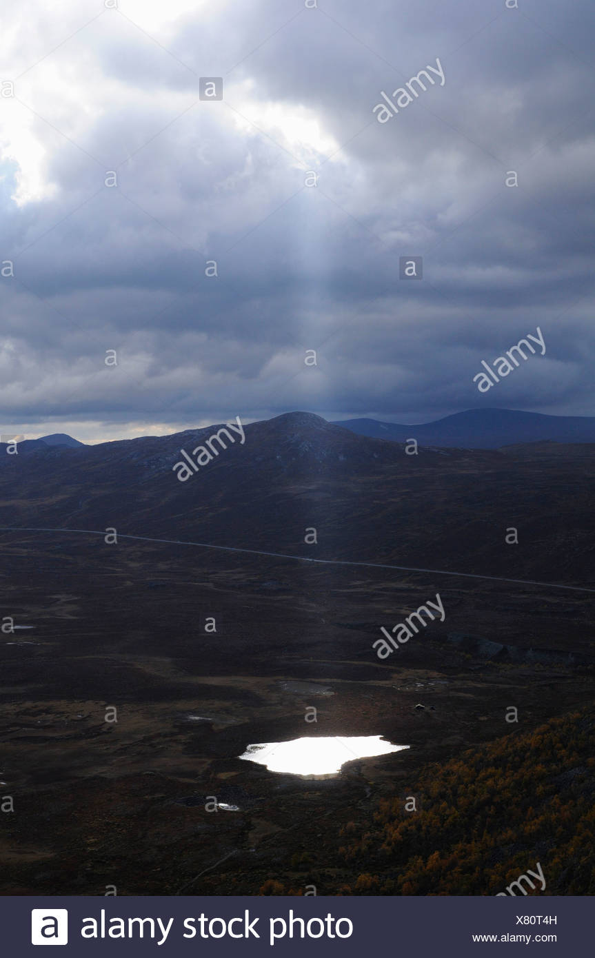 View from above - Stock Image