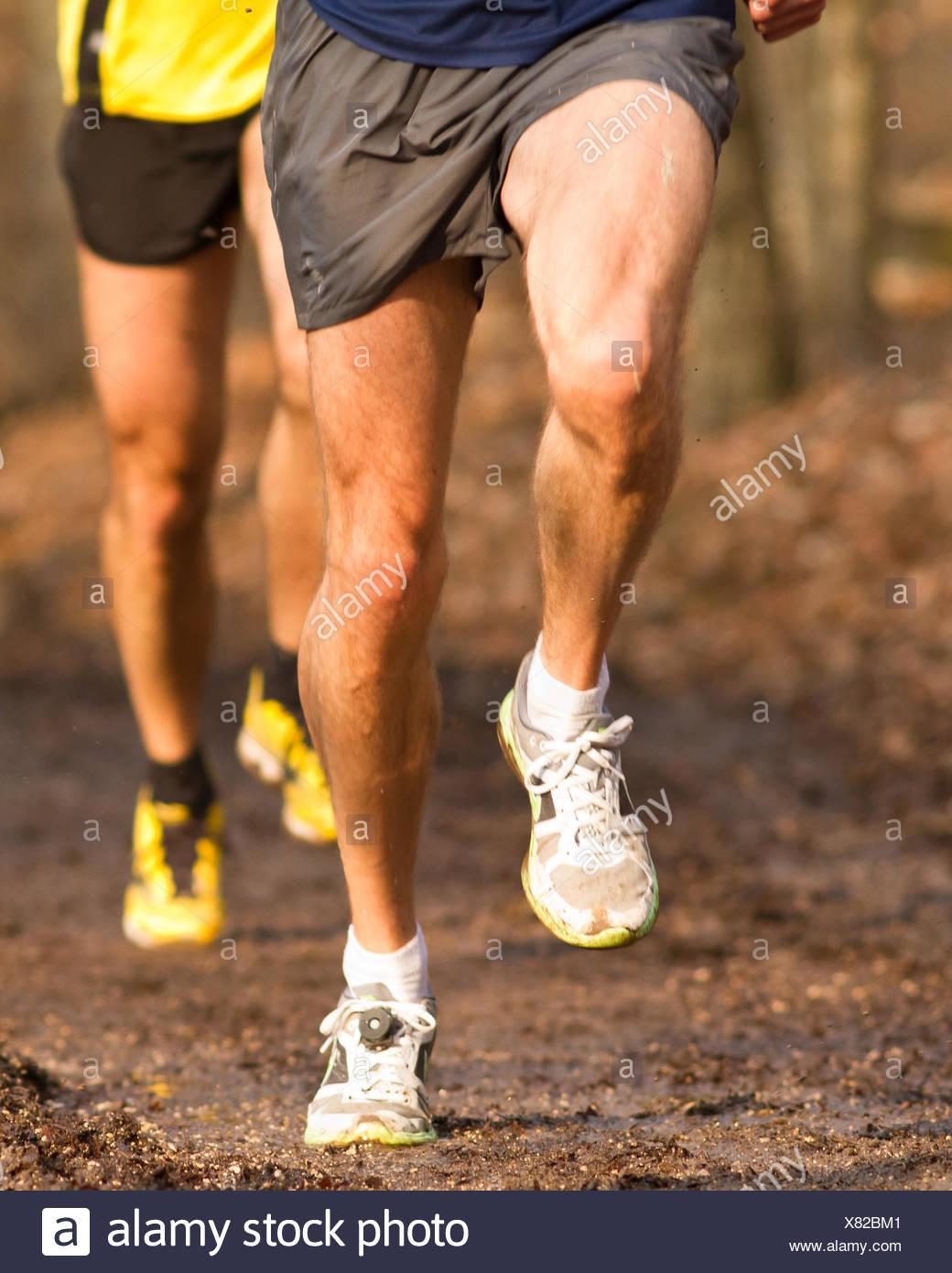 sports,fitness,running,cross running - Stock Image