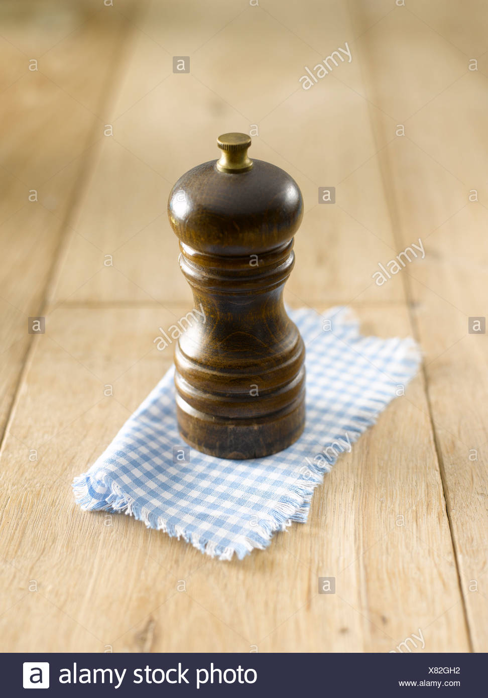 Pepper mill - Stock Image