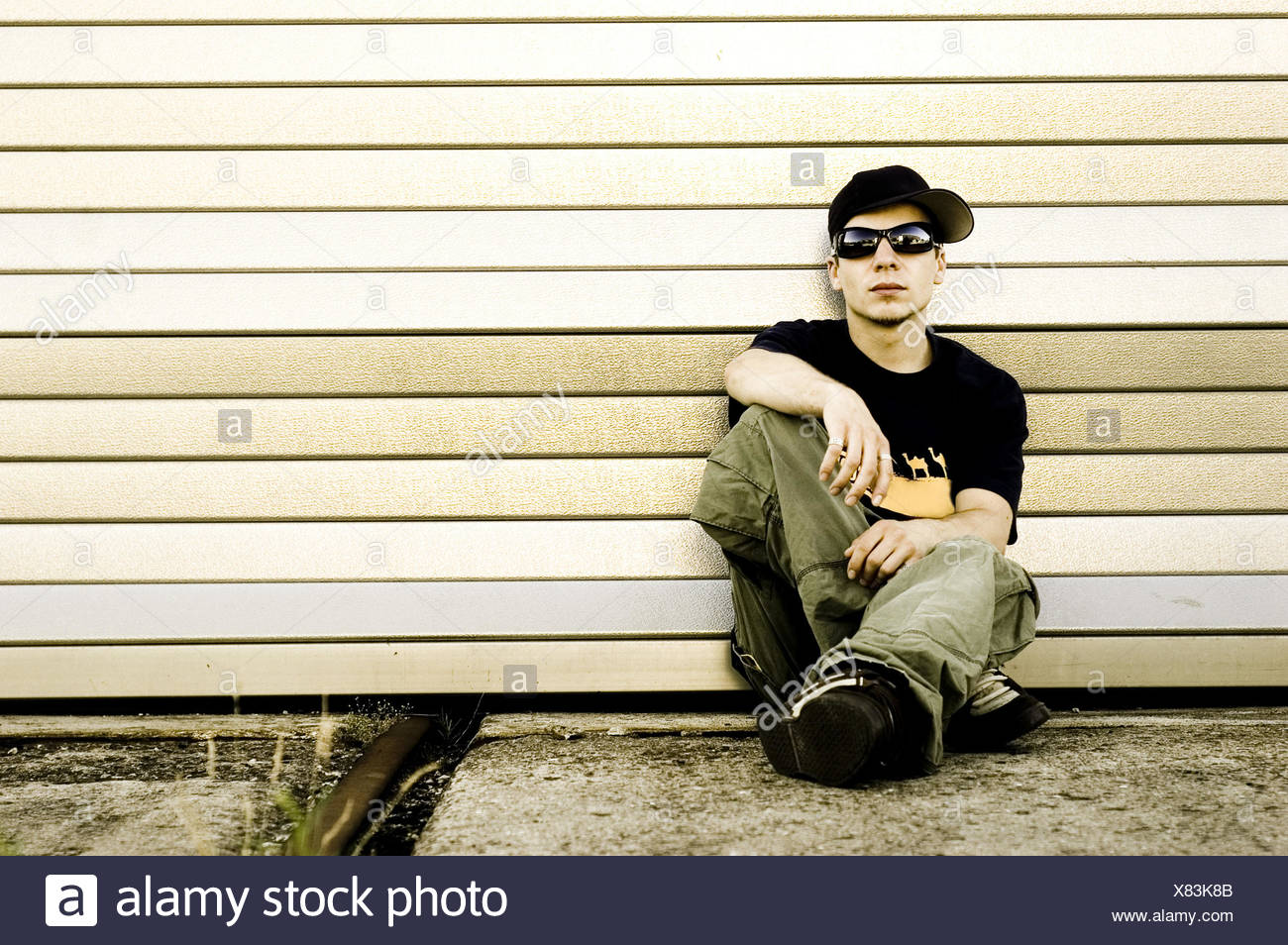 adolescent,youth culture - Stock Image