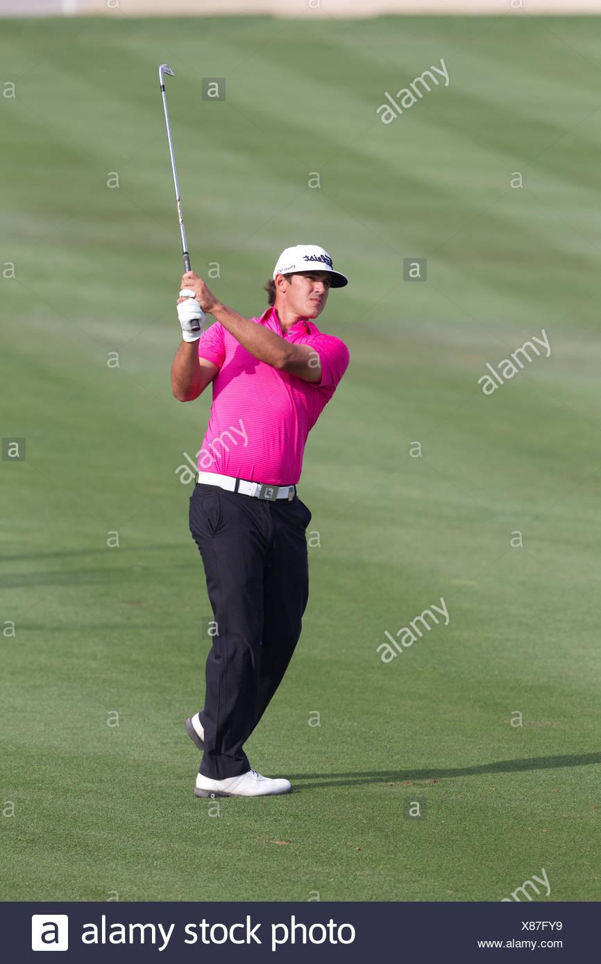 7b0c4b3cd Brooks Koepka on Day 2 of the Omega Dubai Desert Classic 2014, Emirates Golf  Club, Dubai, UAE.