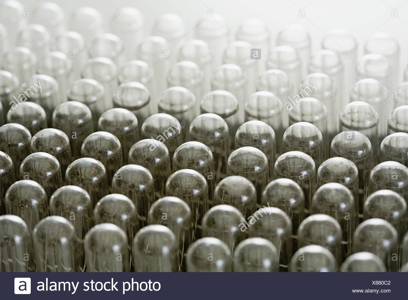 Test tubes - Stock Image