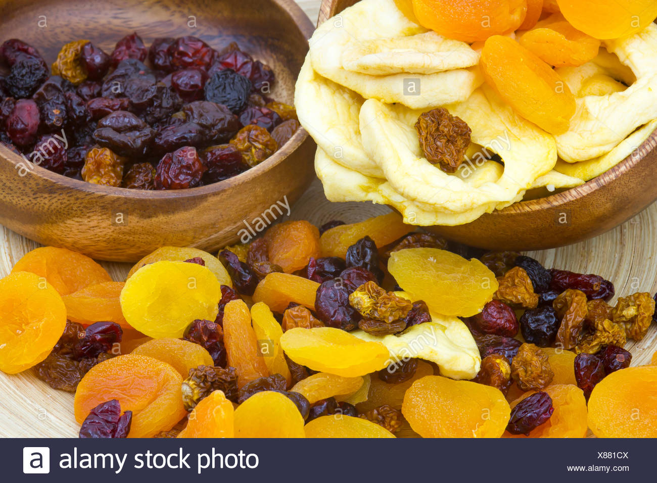 different dried fruits Stock Photo: 280459898 - Alamy