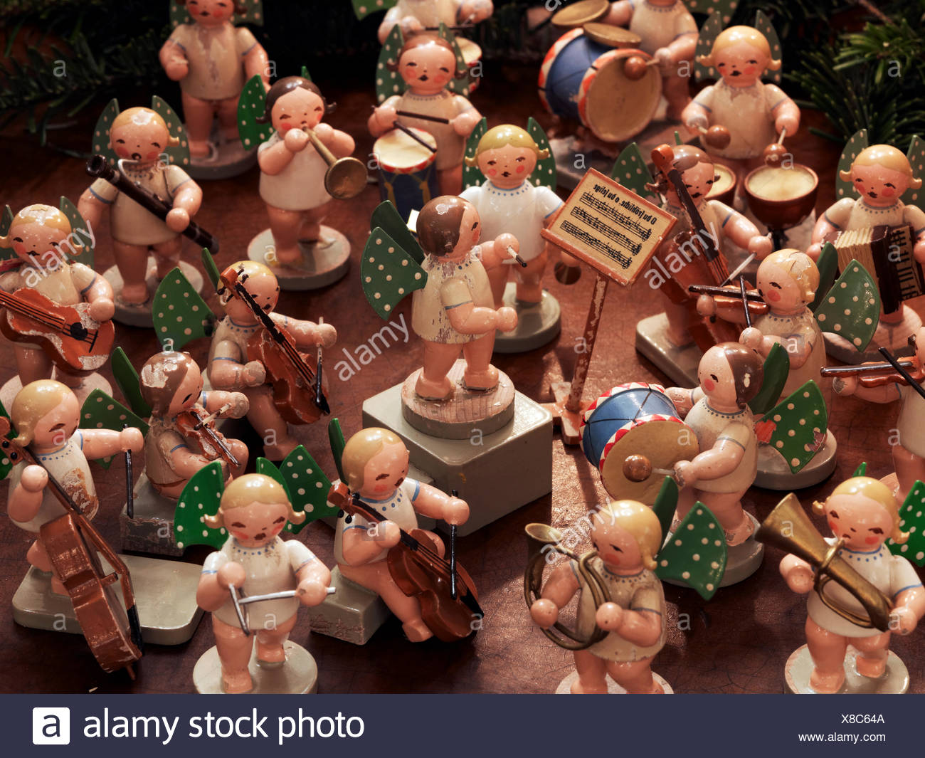 Musical Angels Stock Photos Musical Angels Stock Images Alamy