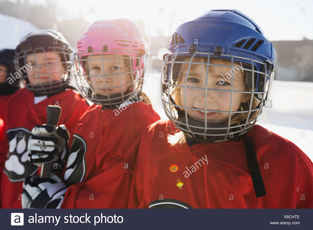 Ice Hockey Uniform Stock Photos & Ice Hockey Uniform Stock