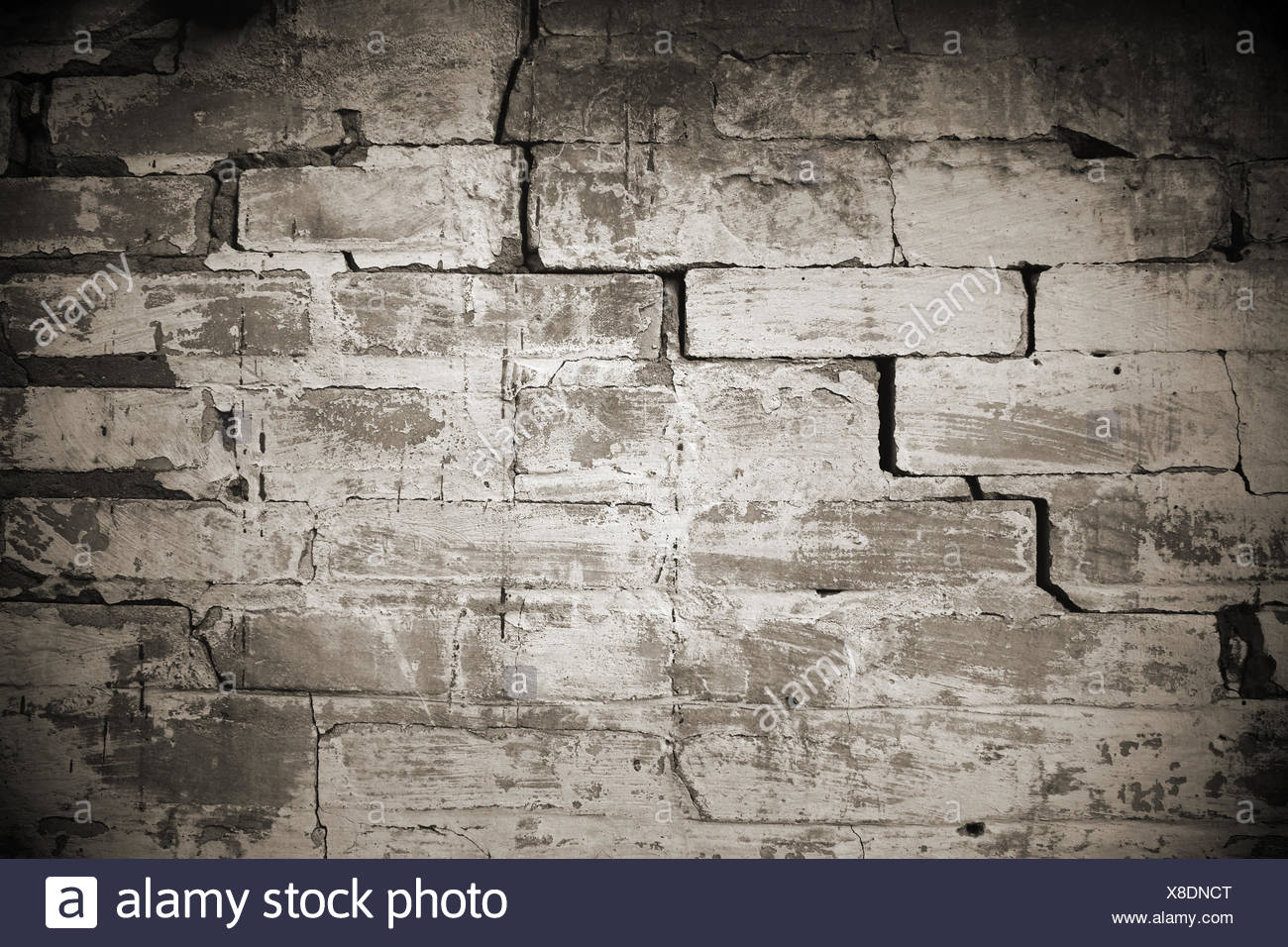construction work stones old wall craftsman tradesman handicraftsman wall sandstone crannies masonry destruction trappings - Stock Image