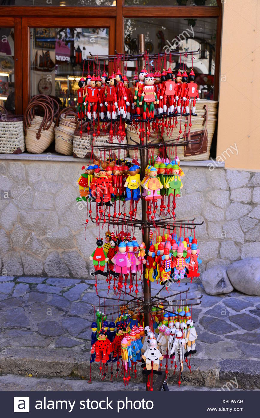 spain - mallorca - souvenirs Stock Photo
