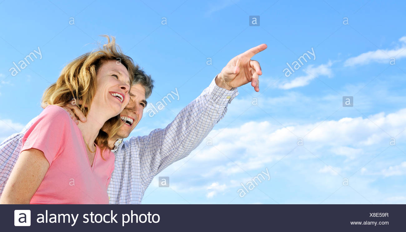 woman delighted unambitious - Stock Image