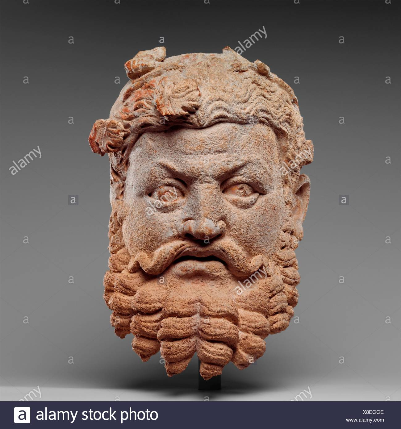 dyonisos  Head of Dionysos (The God of Wine and Divine Intoxication). Date ...