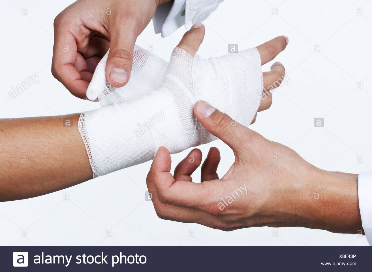 Bandages - Stock Image