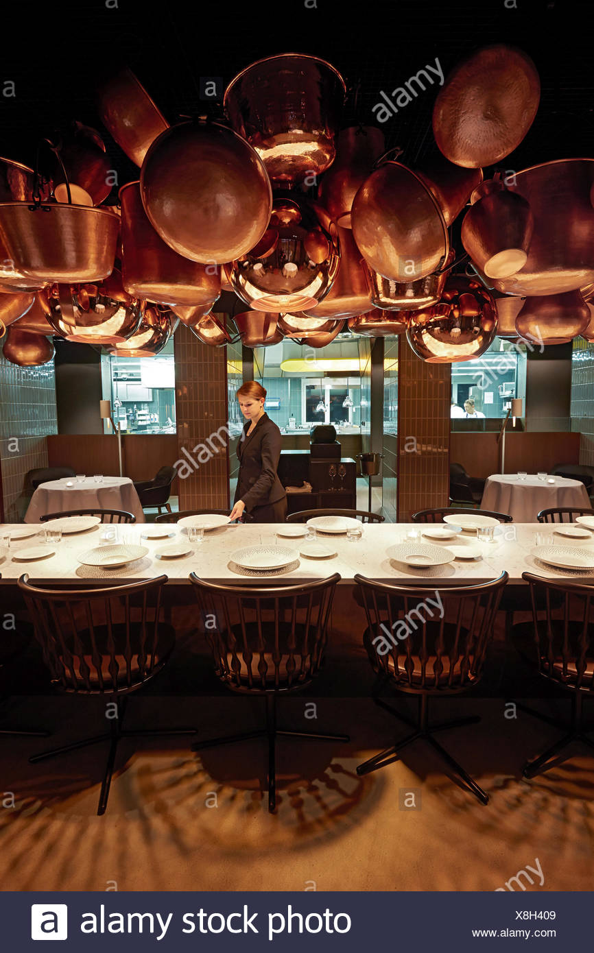 Gourmet Restaurant Cinco 5 by Michelin-starred chef Paco Perez at ...