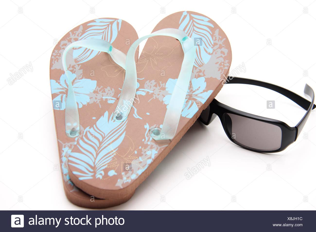 sandshoes, toilet seat, sunglasses, sunglass, convenient, easy, sandshoes, - Stock Image