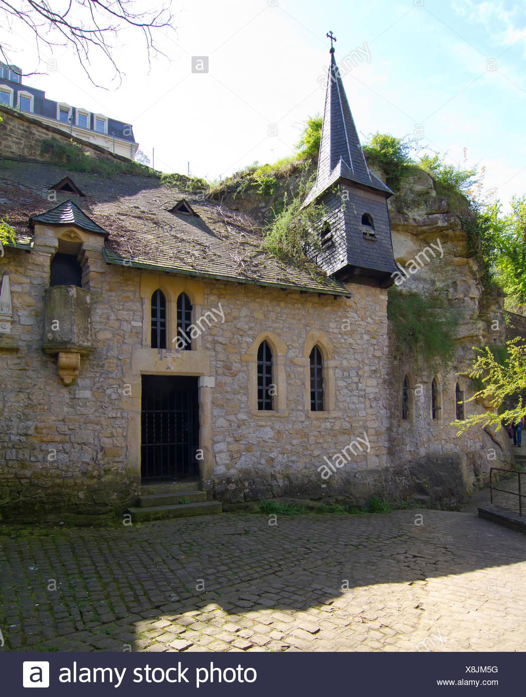 luxembourg 950 Stock Photo