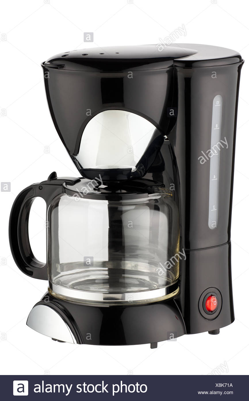 Coffee Maker - Stock Image