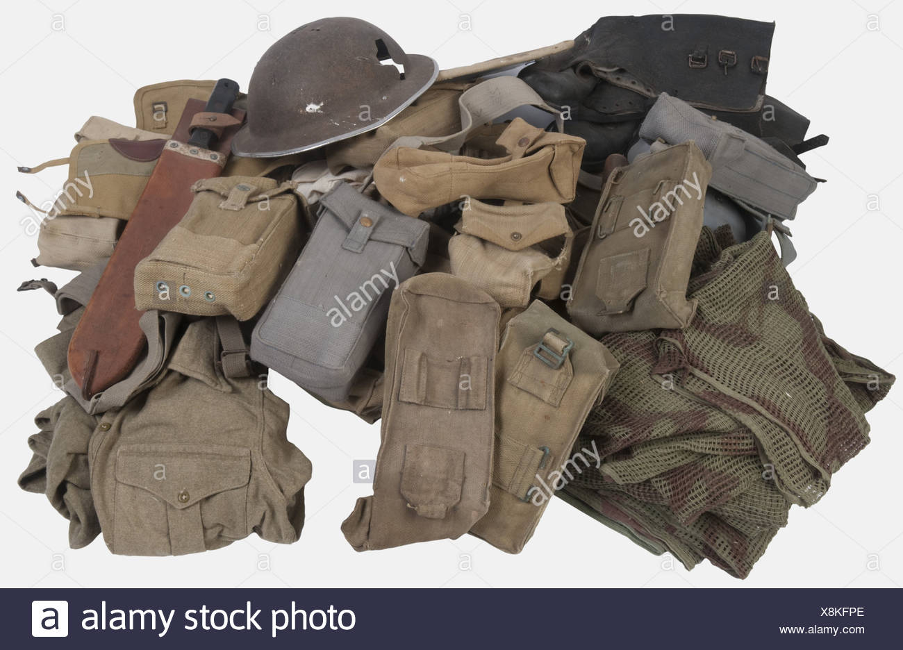 British Army Boots Stock Photos & British Army Boots Stock Images