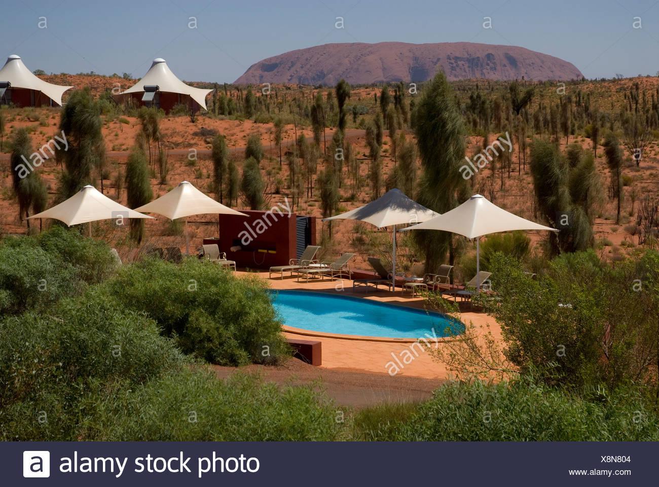 Ayers Rock Resort Hotel Longitude 131 Luxury Camp Yulara