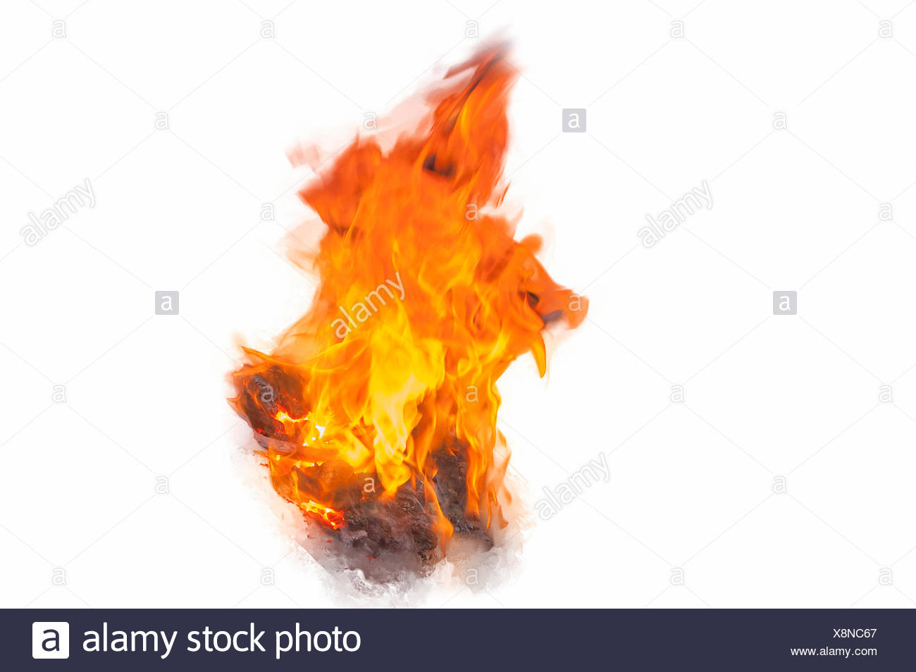 Bavaria,Upper Bavaria,Germany,craft,hand,smiths,fire,concepts,flame, - Stock Image