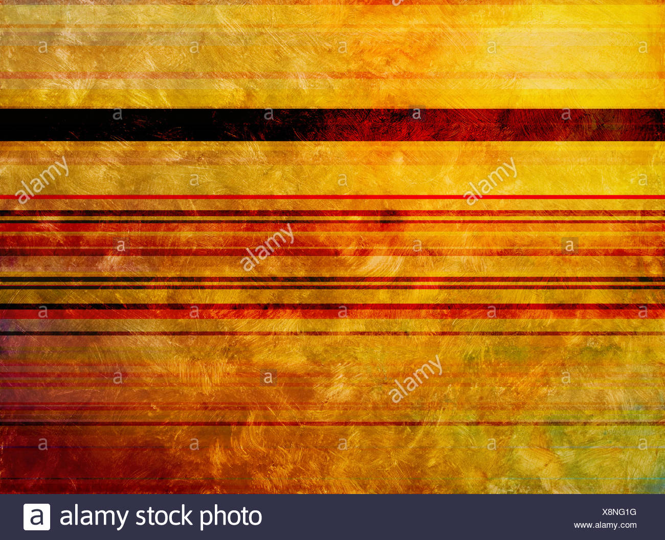 abstract mixed media - Stock Image