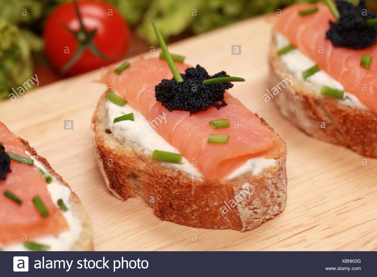 fingerfood mit lachs