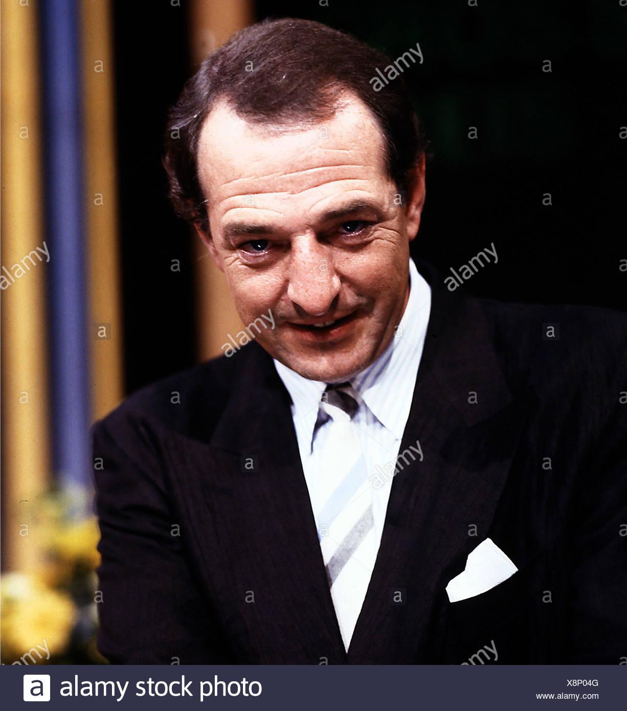 Siegel, Ralf, * 30.9.1945, German composer, portrait, 1989, Ralph, - Stock Image