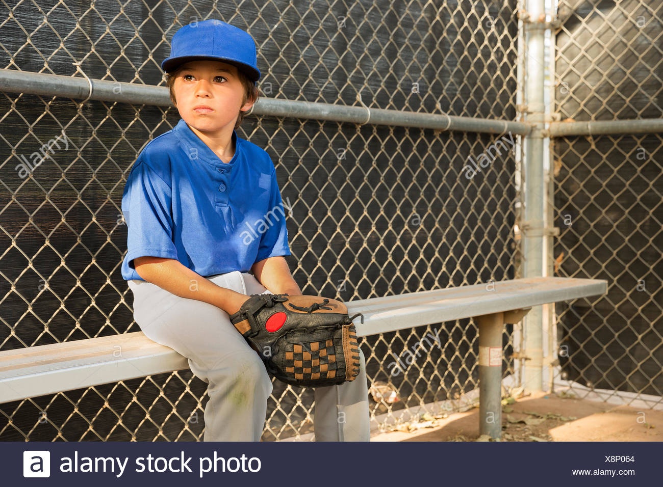 kid lot games your bench shutterstock baseball sit a on the in