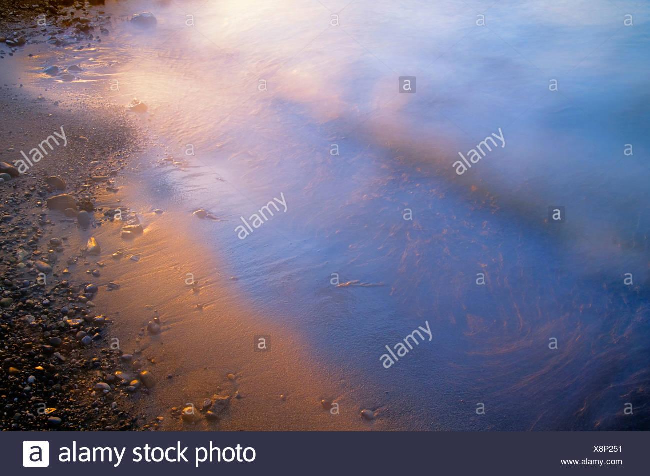Germany, Baden-Württemberg, Hagnau, Lake Constance - Stock Image