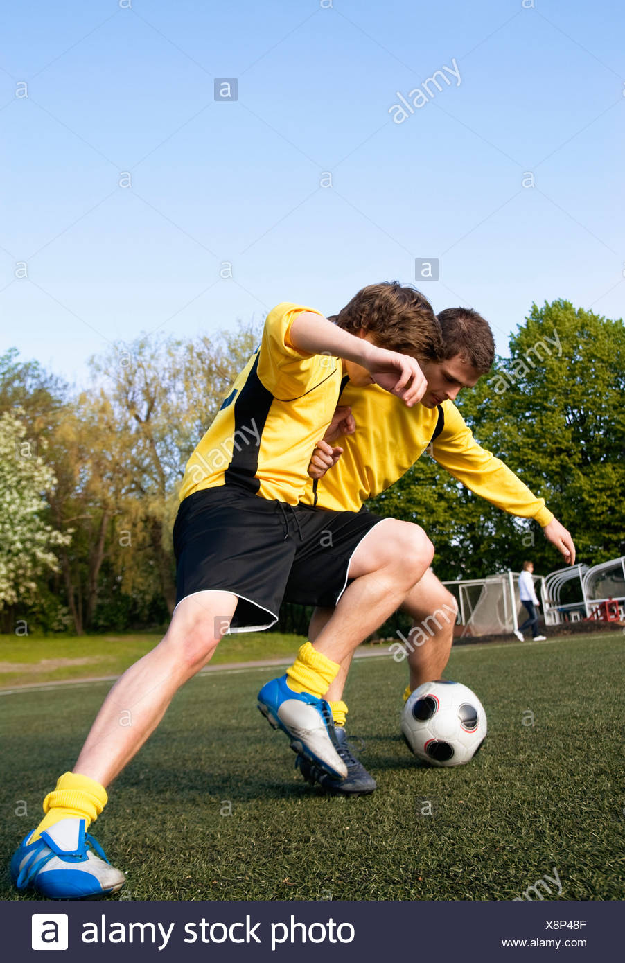 Friends Football Match Stock Photos & Friends Football ...