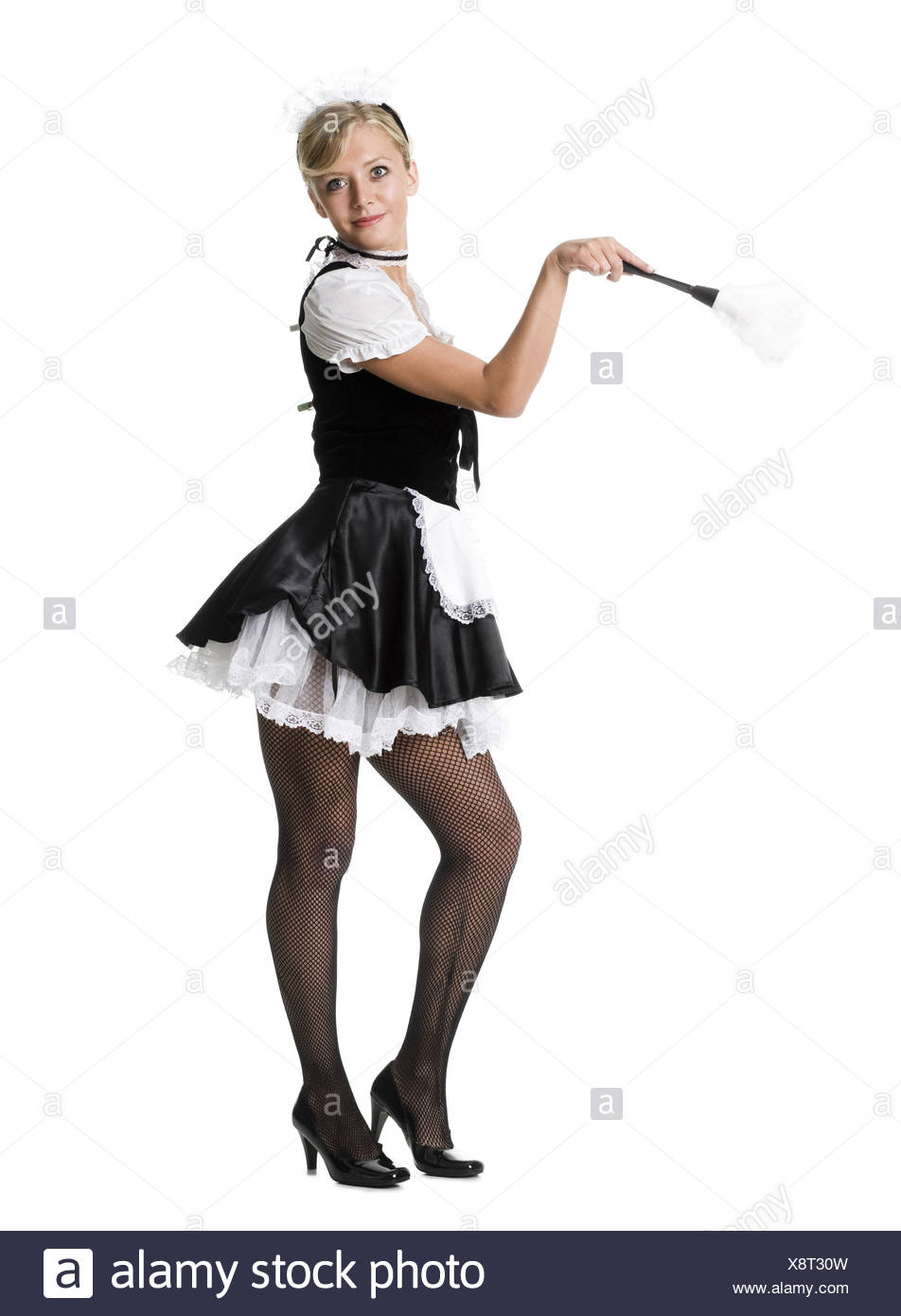 French Maid Stock Photos French Maid Stock Images Alamy