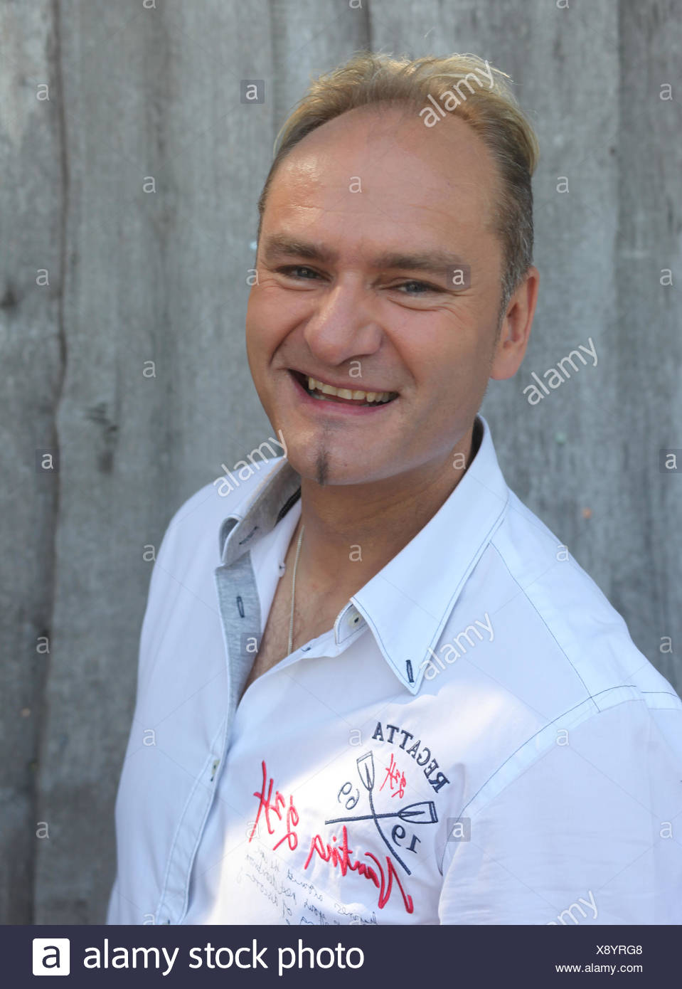 Tony Hofer (Die Paldauer) - Stock Image