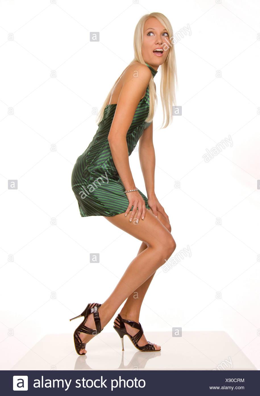 e0b86f2d5bab Short Skirt And High Heels Stock Photos & Short Skirt And High Heels ...