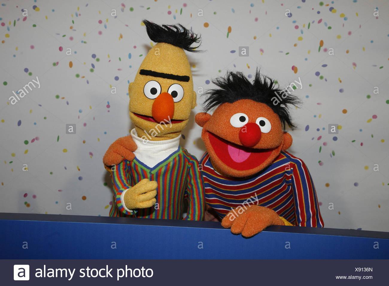 TV series, Sesame Street, DEU 1973 - ???, Ernie and Bert, NDR and